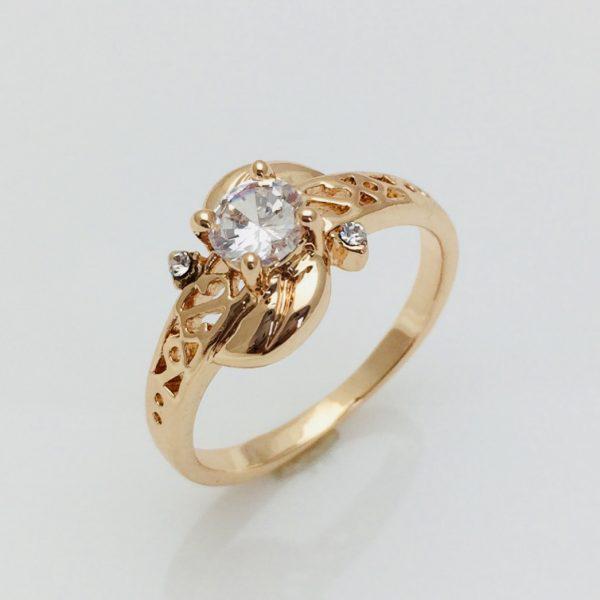 Кольцо женское Fallon, размер 17 ювелирная бижутерия