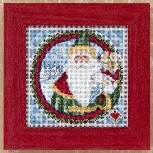 Набор для вышивки Father Christmas Jim Shore (2009)