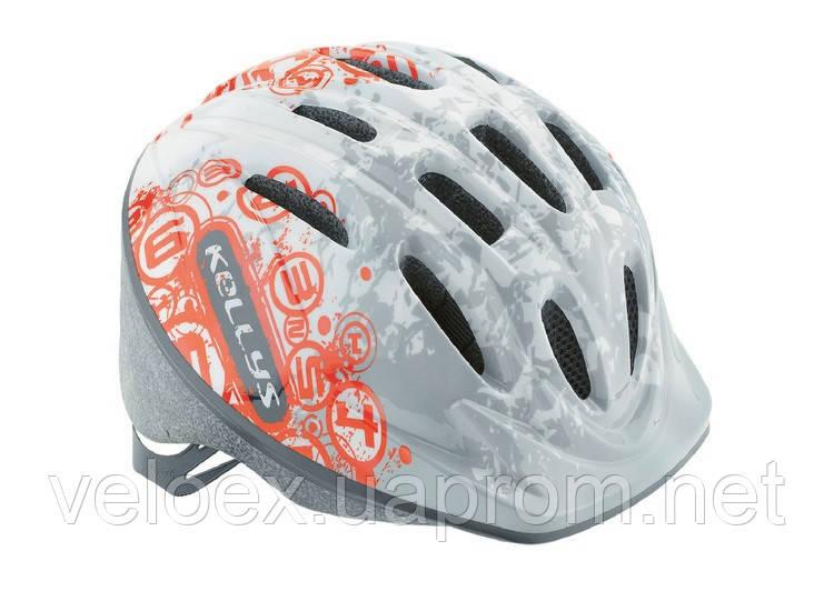 Шлем KLS MARK детский белый