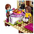 "Конструктор Lepin 01040 ""Горнолыжный курорт: шале"" Френдс, 434 деталей. Аналог Lego Friends 41323, фото 6"