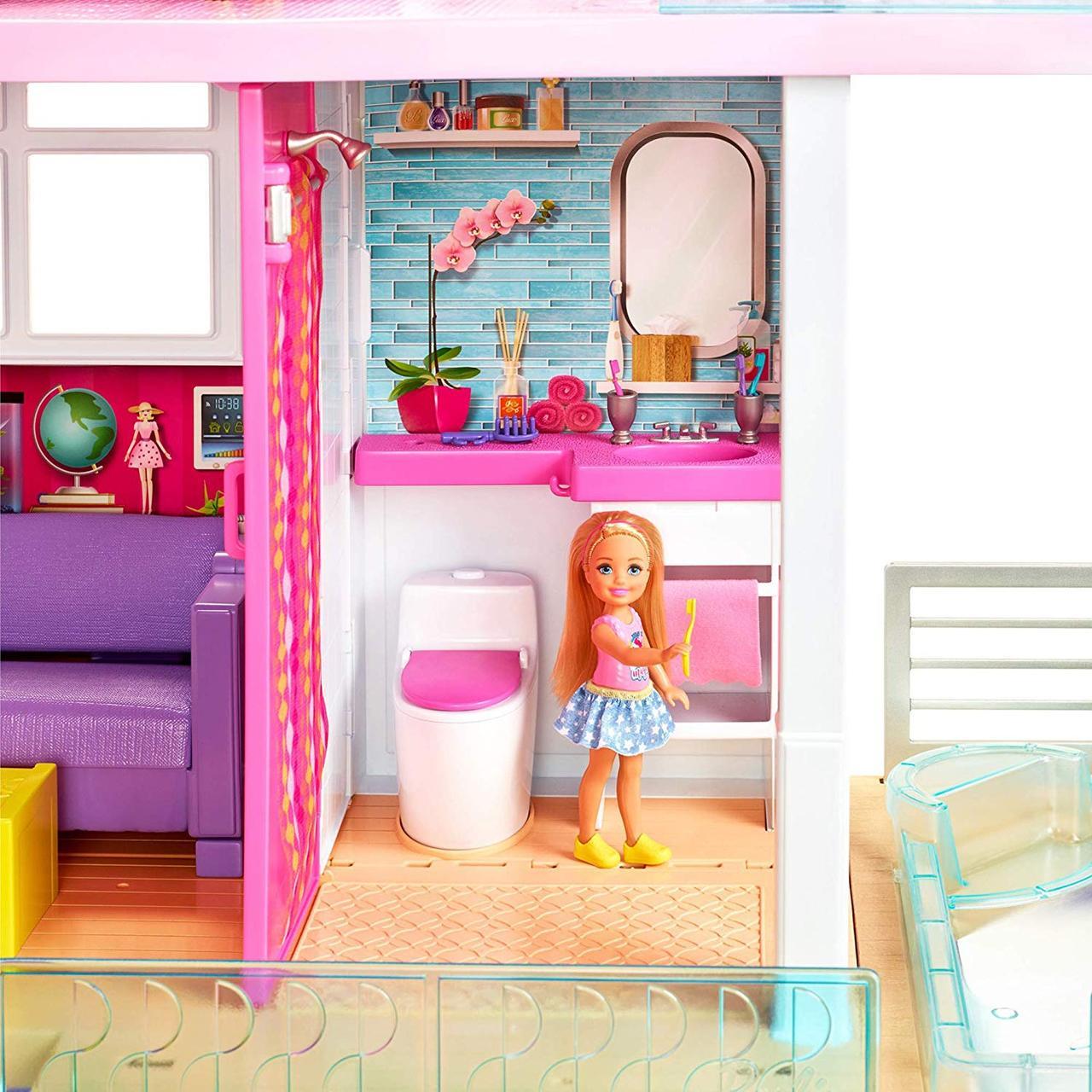 Дом мечты Барби купить Украина | familyland.com.ua