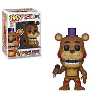 Новинка! Фигурки 5 ночей с Фредди Funko Pop Games: Five Nights Pizza Simulator-Rockstar Freddy