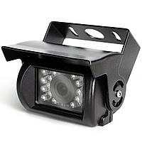 Камера переднего вида с инфракрасной подсветкой для Автобусов, Грузовиков, Спецтехники.