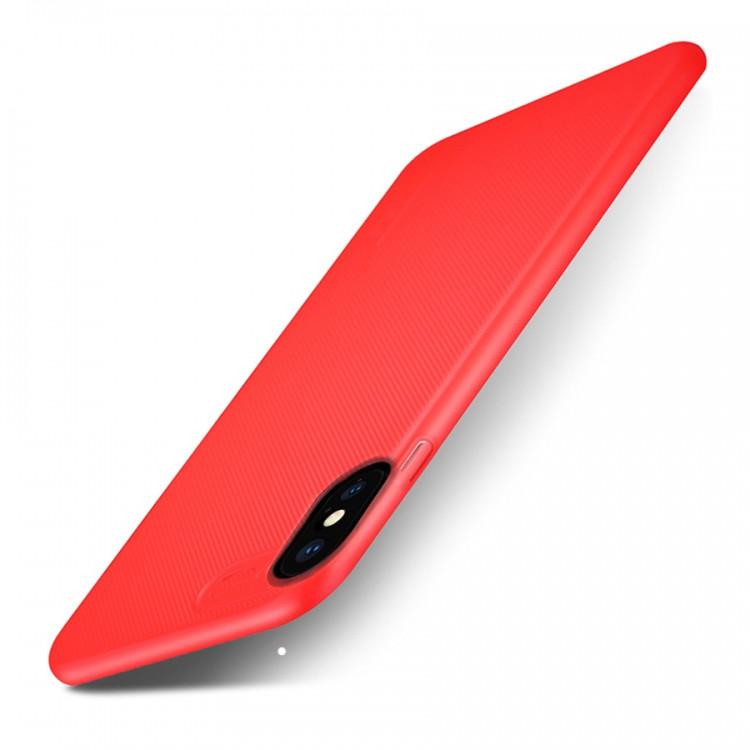 Панель X-level HERO PC для Apple iPhone X Красный (PC-001749)