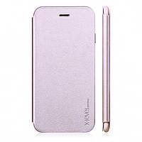Чехол-накладка для Apple iPhone X X-Level FIB Series Розовая (PC-001191), фото 1