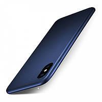 Панель X-level HERO PC для Apple iPhone X Синий (PC-001748)
