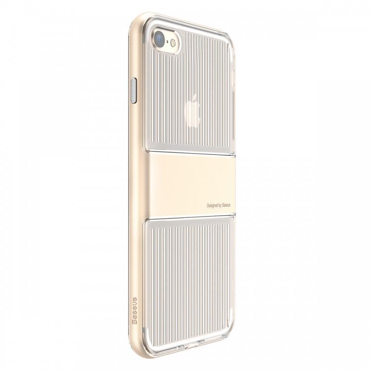 Чехол Baseus Travel Case для Apple iPhone 7 Plus Gold (PC-000045)