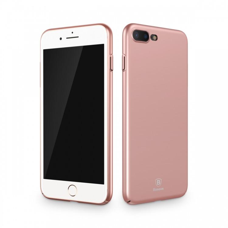 Чехол Baseus Thin для Apple iPhone 7 Plus/iPhone 8 Plus Pink (PC-000039)