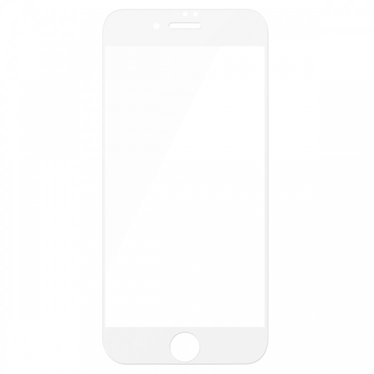 Защитное стекло Baseus Soft 3D Anti-Blue Light для Apple iPhone 6 Plus White (PG-000155)