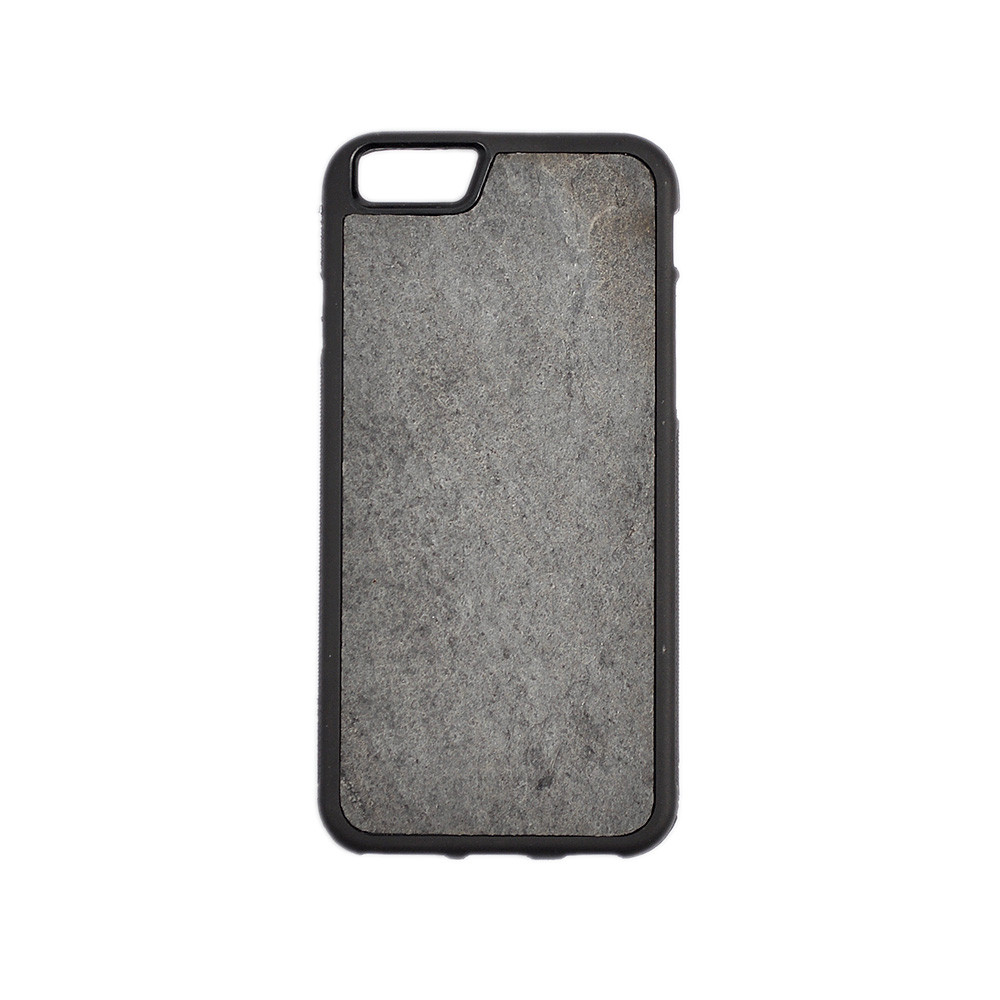 Чехол Organic TPU Dark Mountain Натуральный Камень для Apple iPhone 7 Plus/8 Dark Grey (ORG-007-7)