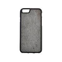 Чехол Organic TPU Dark Mountain Натуральный Камень для Apple iPhone 7 Plus/8 Dark Grey (ORG-007-7), фото 1