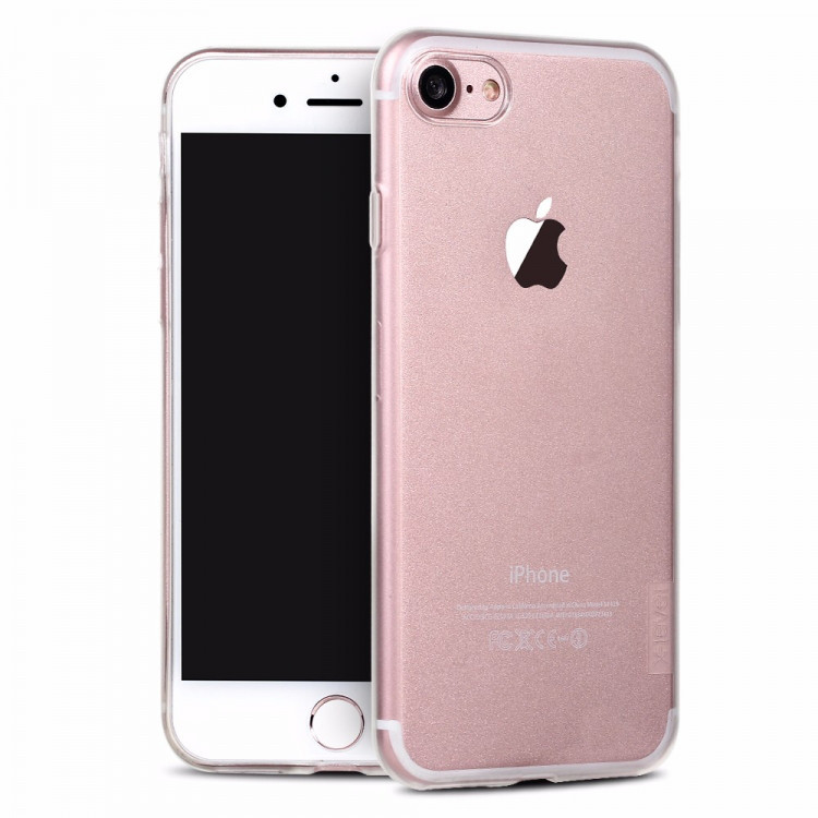 Чехол-накладка для Apple iPhone 8/7 X-Level TPU ANTI-SLIP Прозрачная (PC-000726)