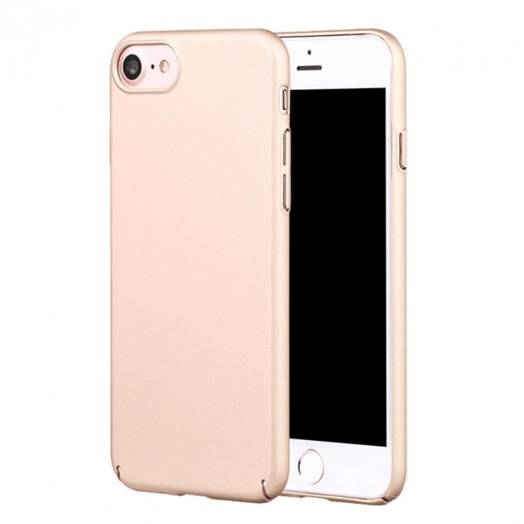 Чехол-накладка для Apple iPhone 6 PLUS/6s PLUS X-Level PC KNIGHT Розовая (PC-000784)