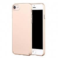 Чехол-накладка для Apple iPhone 6 PLUS/6s PLUS X-Level PC KNIGHT Розовая (PC-000784), фото 1