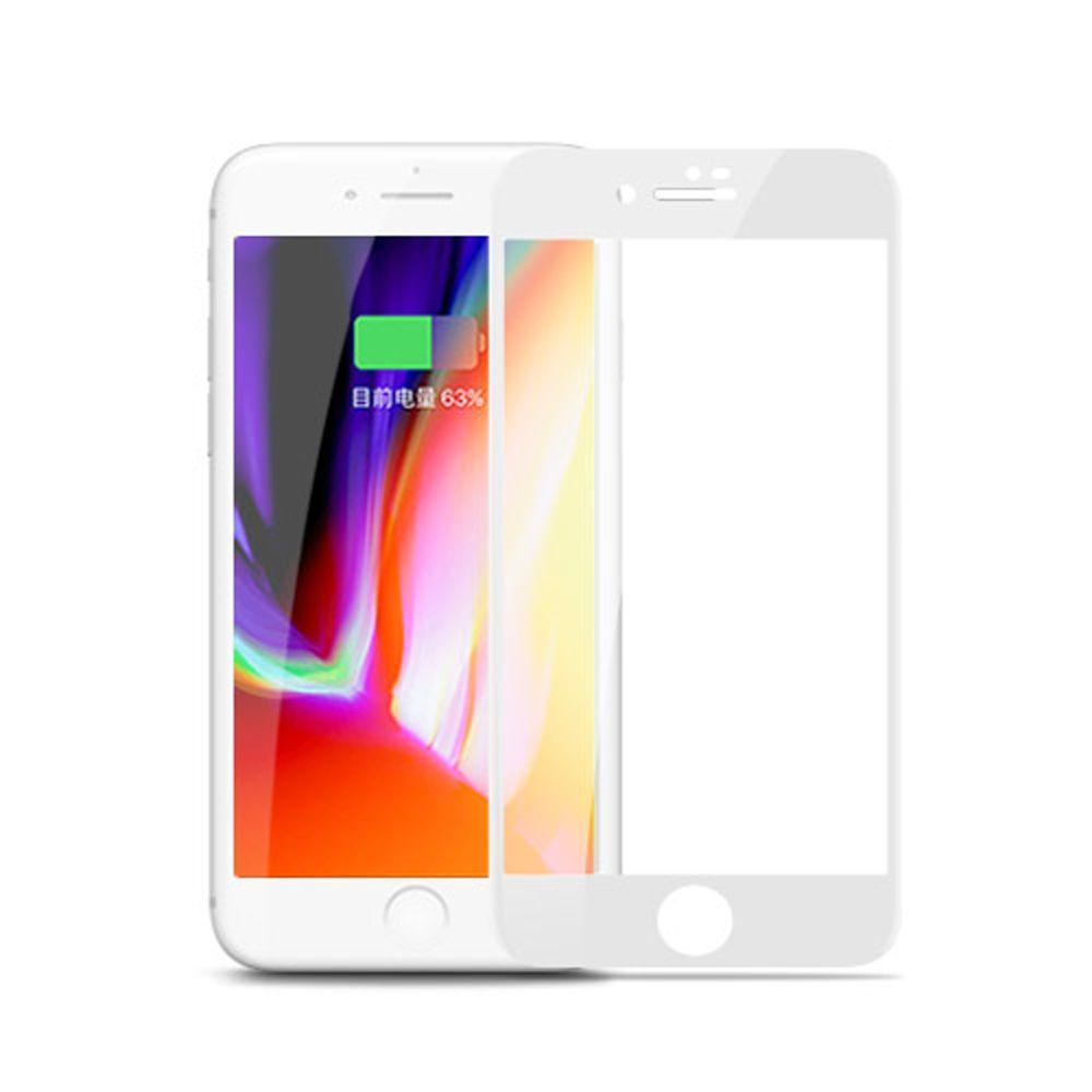 Защитное стекло Glass 5D для Apple iPhone 6 Plus/iPhone 6s Plus White (MB_723329069)