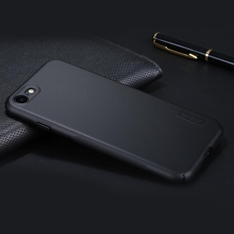Чехол-накладка для Apple iPhone 6 Plus/6s Plus X-Level HERO PC Черная (PC-001623)