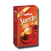 Кофе молотый Lavazza Suerte