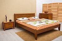 Кровать Сити без изножья с интарсией ТМ Олимп, фото 1