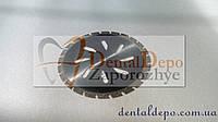 Стоматологические диски, алмазные тонкие (80 мкм, Д 22мм)