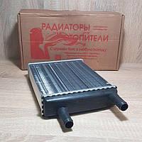 Радиатор отопителя Газель d=18 (алюминий) со спиралью (турбулизаторами) (пр-во АВТОРАД)