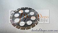 Стоматологический диск, алмазный (Гипс 8 отверстий, 30мм)