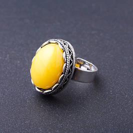 Кольца из янтаря
