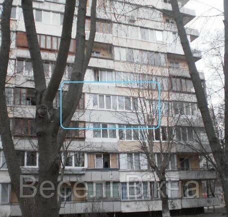 Балкон Rehau Euro 70 в Киеве купить с однокамерным стеклопакетом - Веселі Вікна  в Киеве