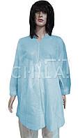 Куртка для прессотерапии одноразовая, Голубая (1 шт/уп)
