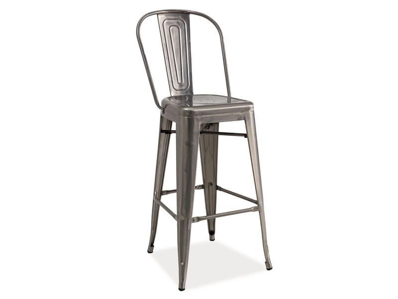 Барное кресло Signal LOFT H-1 STAL