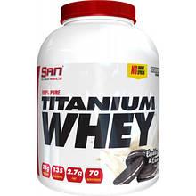 Протеїн SAN 100 % Pure Titanium Whey 2270 g