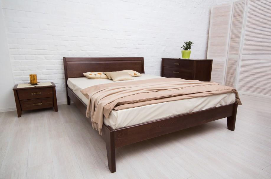Кровать Сити без изножья с филенкой ТМ Олимп