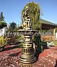 Декоративный фонтан Девушка на камне, фото 4