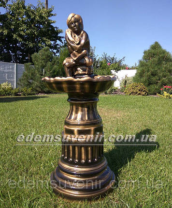 Декоративный фонтан Водолей, фото 2