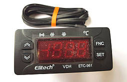 Електронний блок ELITECH ЄТС 961 Китай (однодатчиковый)