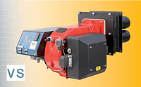 Газовые короткопламенные модуляционные горелки для промышленных водотрубных котлов Unigas P73 MD VS (2150 кВт)