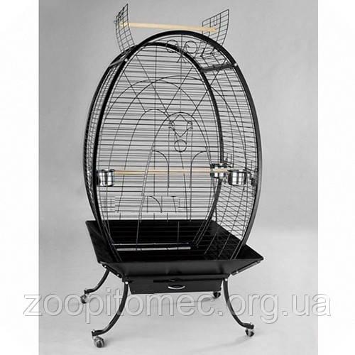 Вольєр декоративний для великих птахів, 89*88(60)*159 см
