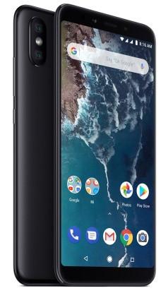 "Смартфон Xiaomi Mi A2 4/64Gb Black Global, 12+20/20Мп, Snapdragon 660, 2sim, 5.99"" IPS, 3010mAh, GPS, 8 ядер"