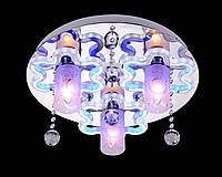 Люстра потолочная с пультом и подсветкой 05851-450