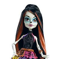 Кукла Monster High Скелита Калаверас (Skelita Calaveras) Путешествие в Скариж Монстер Хай, фото 1