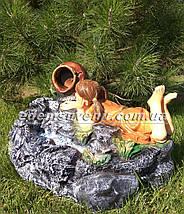 Декоративный фонтан Дашенька, фото 3