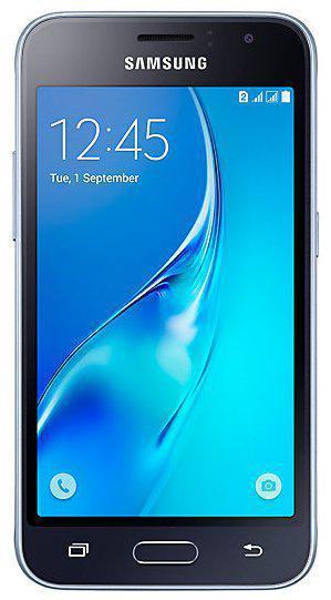 Смартфон Samsung Galaxy J1 2016 Black (SM-J120HZKDSEK) Оригинал Гарантия 12 месяцев