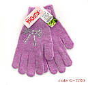 Перчатки ангора женские (продаются только от 12 пар), фото 4
