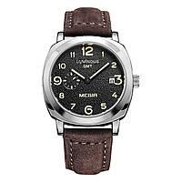 Часы Megir Silver/Brown MG1046 (ML1046GBN-1)