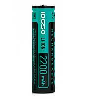 Аккумулятор Li-Ion Videx 18650 2200mAh (с защитой)