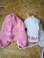 Весенняя шапка для девочки, фото 1