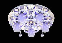 Люстра потолочная с пультом и подсветкой 05855-500