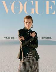 Журнал Vogue UA (Вог Украина) октябрь №10/2018