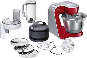 Багатофункціональні кухонні машини (комбайни і подрібнювачі)