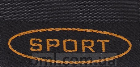 Этикетки для спортивных изделий
