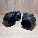 Патрубок ДМРВ Газель дв.405 (шланг воздухопр. угол к ДМРВ) (комплект 2 шт) (пр-во Riginal,Россия), фото 2